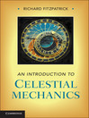 An Introduction to Celestial Mechanics (eBook)